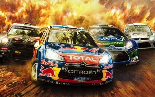WRC 3 FIA ワールドラリーチャンピオンシップ 発売