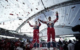 WRC フランス デイ4チームコメント