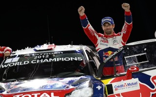 WRC第11戦フランス ローブ、最後のタイトル