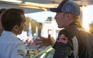 WRCアルゼンチン:デイ3「トップの2人にプレッシャーを」