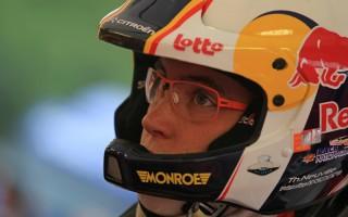 WRC第11戦フランス SS1はヌービルが制す
