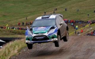 WRC第10戦GB デイ3チームコメント