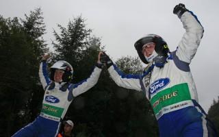 WRC第10戦GB ラトバラ、今季2勝目をマーク