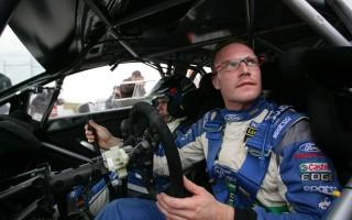 WRC第10戦GB ラトバラ、デイ2をリード
