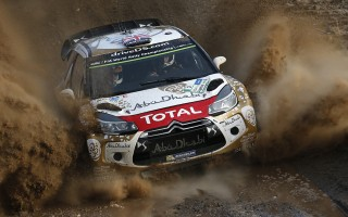 WRCアルゼンチン:シトロエン1-2フィニッシュへ視界良好