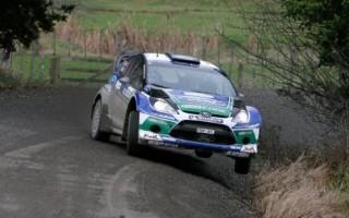 [WRC GB]デイ1チームコメント