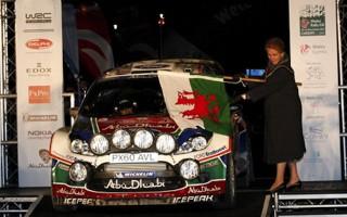 WRC第10戦GB 日本時間のアイテナリー