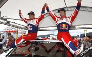 [WRCドイツ]デイ3チームコメント