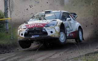 WRCアルゼンチン:競技2日目を終えてシトロエンが1-2体制