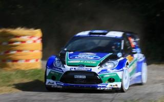 【WRC第9戦ドイツ】波乱のデイ2、ラトバラが2位浮上