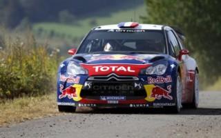 【WRC第9戦ドイツ】デイ1チームコメント