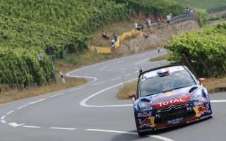 【WRC第9戦ドイツ】初日もローブが盤石の首位快走
