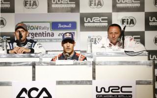 WRCアルゼンチン・プレ会見「マッズは今年勝てる」