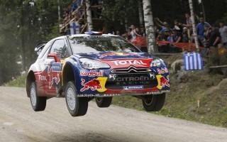 【WRCフィンランド】デイ2チームコメント