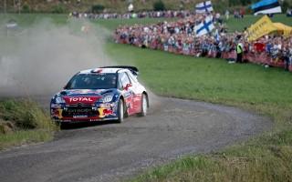 【WRCフィンランド】デイ1チームコメント