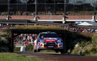 【WRC第8戦フィンランド】ローブは盤石の初日トップ