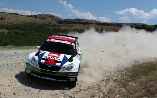 IRCルーマニア デイ2:ミケルセンが今季2勝目