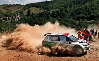 IRCルーマニア デイ1:トラブルフリーのミケルセンが首位