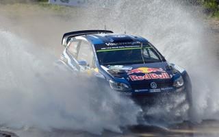 WRCアルゼンチン:シェイクダウンはオジエとミークがトップタイ