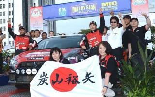 APRCマレーシア、炭山と番場が大健闘!