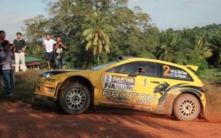 APRCマレーシア、マクレーが今季初勝利