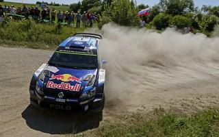 【訂正】WRCポーランド:オジエが今シーズン5勝目を獲得