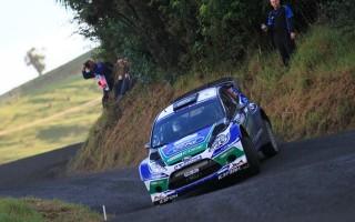WRC第7戦ニュージーランド:デイ1出走順が確定
