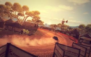 ラリーゲーム「WRC 2」に「東アフリカサファリラリー」のコースを追加