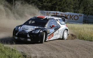 ライコネン、「WRCでの仕事は終わっていない」
