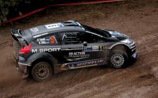 Mスポーツ・フォードWRT ドライバーコメント(2日目)