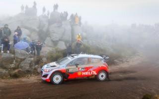 ヒュンダイ、WRCアルゼンチンでパドルシフトを初投入