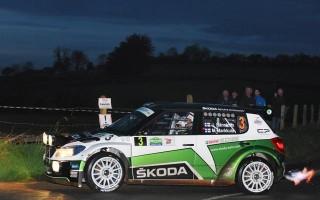 IRCアイルランド:デイ1 0.6秒差でハンニネンが首位