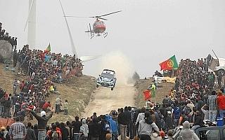2012年WRC第4戦ポルトガルのアイテナリー
