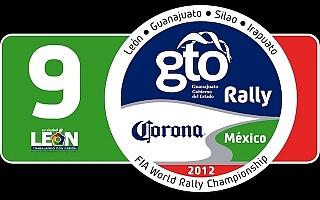 2012年WRC第3戦メキシコのアイテナリー