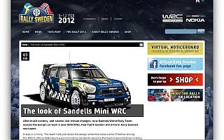 2012年WRC第2戦スウェーデンのアイテナリー