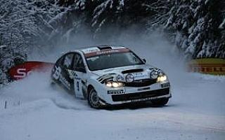 ライコネンの元コドラがフィンランド選手権に登場