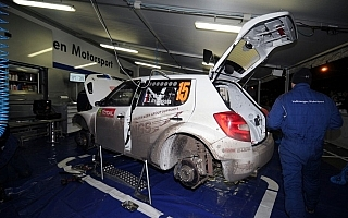 オジエ、S2000でレグ1を総合4番手フィニッシュ