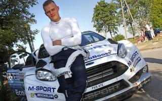 WRCポーランド:デイ3コメント「これまでの自分の中でベストの走り」