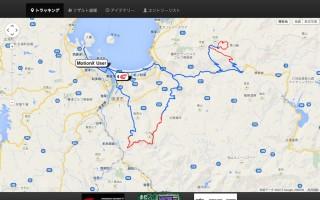 RallyStream、今年も全日本ラリーでGPS中継を実施