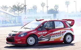 SX4 WRCも登場! MSJ 2011にラリーカー多数登場
