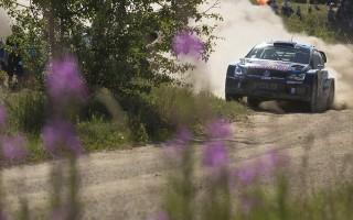 WRCポーランド:競技3日目を終えて首位は秒差のバトル