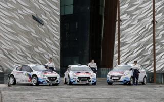 プジョー・ラリーアカデミー、ERCアイルランドに3台をエントリー