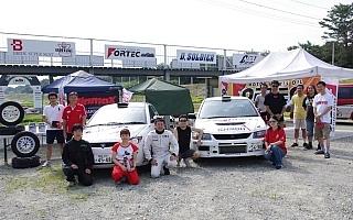 田口勝彦ラリースクール、1回目が開催