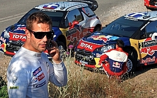 WRC第7戦アクロポリス:デイ2でローブが逆転