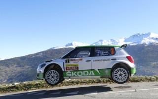 WRCコルシカの代替にデュバレーがERC最終戦に