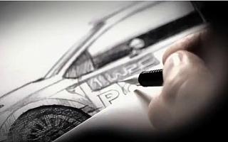 【動画】VWポロR WRC(のデッサン)ができるまで