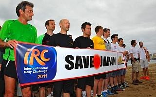 IRC、「チャリティ・ビーチ・ラン」を実施