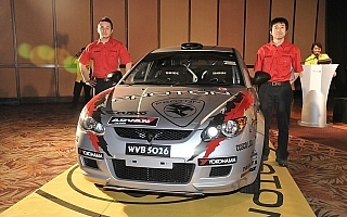 プロトン、APRCのモータースポーツ活動を発表!