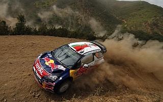 WRC第3戦ポルトガル/デイ2:シトロエンが速さをみせ1-2体制