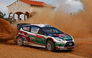 WRC第3戦ポルトガル/デイ1:ワークス陣の戦略の行方は?